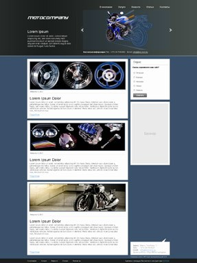 Мото сайт
